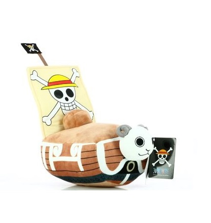 ONE PIECE PELUCHE GOING MERRY