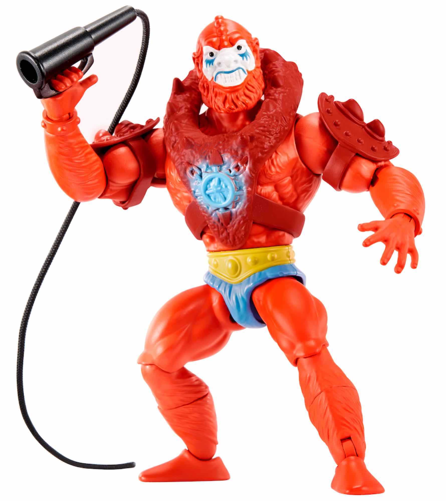 MASTERS OF THE UNIVERSE ORIGINS BEAST-MAN