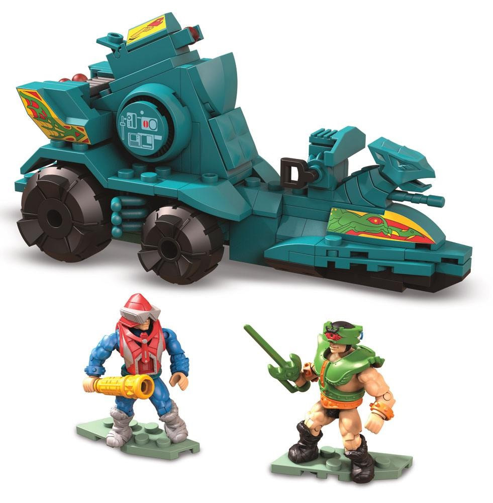 MASTERS OF THE UNIVERSE MEGA CONSTRUX BATTLE RAM