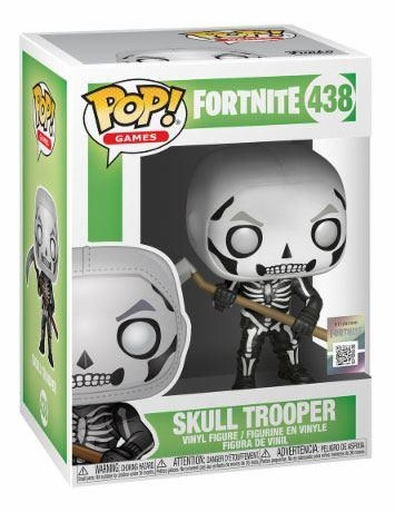 FORTNITE POP! SKULL TROOPER