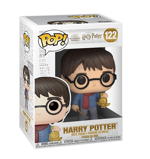 HARRY POTTER POP! HARRY POTTER HOLIDAY
