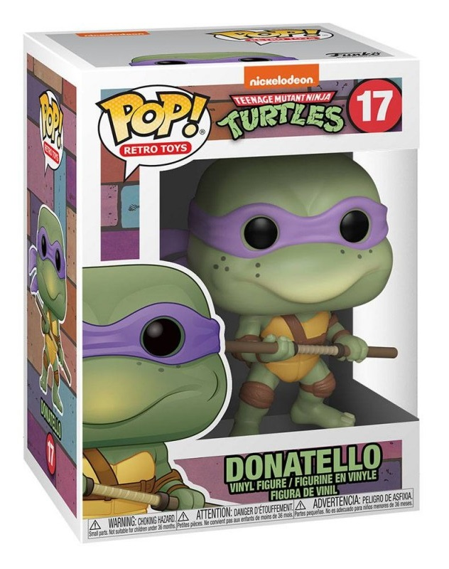 TORTUGAS NINJA POP! DONATELLO