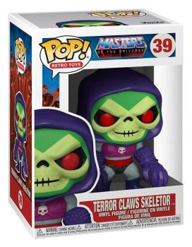 MASTERS DEL UNIVERSO POP! SKELETOR TERROR CLAWS
