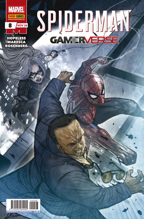 SPIDERMAN GAMERVERSE 08