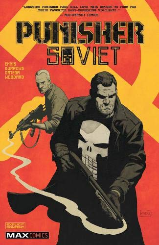 PUNISHER SOVIET TP (INGLÉS)