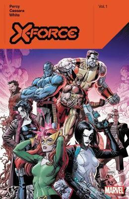 X-FORCE BY BENJAMIN PERCY 01 TP (INGLÉS)