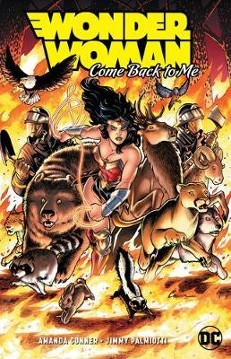 WONDER WOMAN COME BACK TO ME TP (INGLÉS)