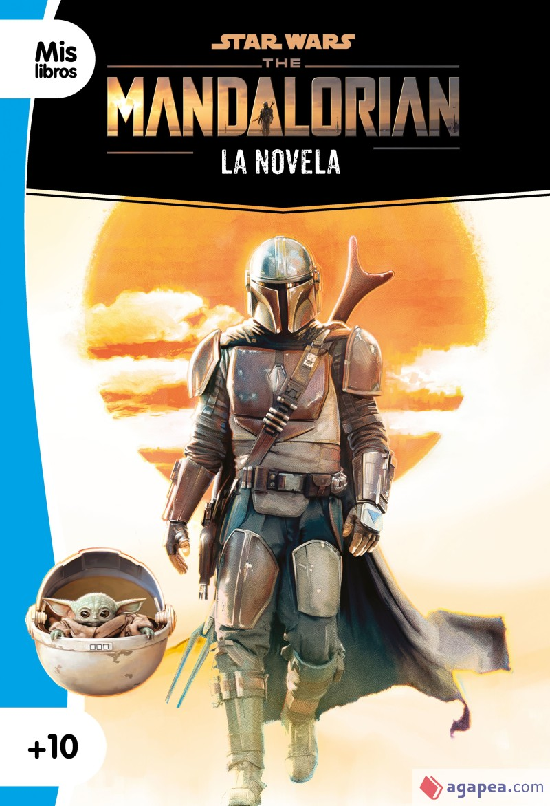 STAR WARS THE MANDALORIAN LA NOVELA