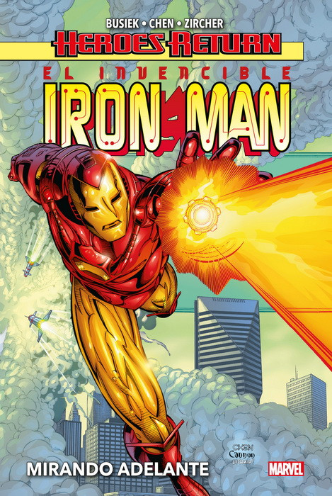 HEROES RETURN EL INVENCIBLE IRON MAN 01
