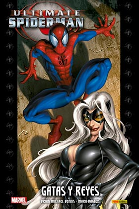 ULTIMATE SPIDERMAN INTEGRAL 06 GATAS Y REYES