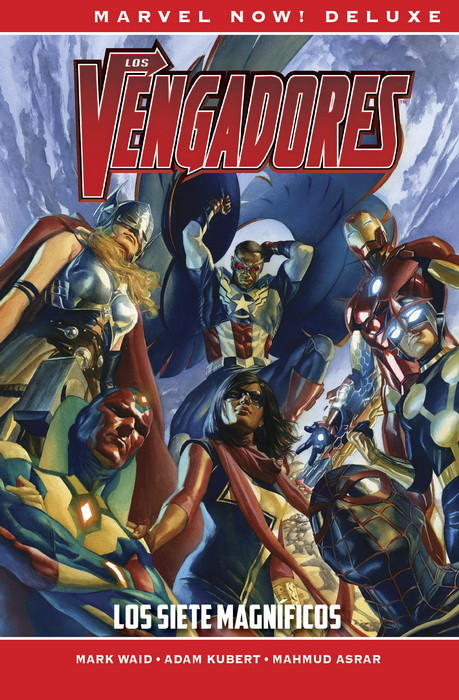 MARVEL NOW! DELUXE LOS VENGADORES DE MARK WAID 01