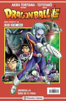 DRAGON BALL SUPER 46 SERIE ROJA Nº257