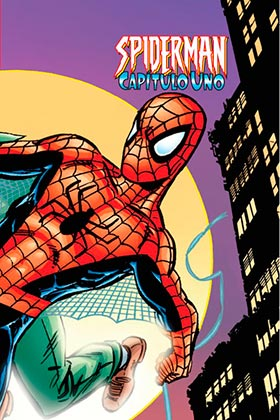 90S LIMITED SPIDERMAN. CAPITULO UNO (MARVEL LIMITED EDITION)