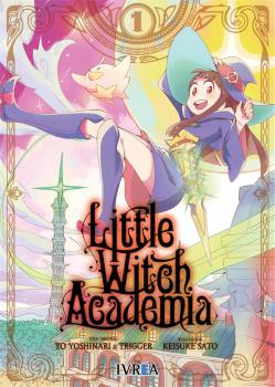 LITTLE WITCH ACADEMIA COLECCION COMPLETA 2ª MANO