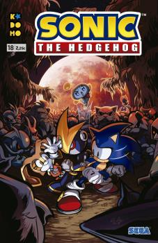 SONIC THE HEDGEHOG 18
