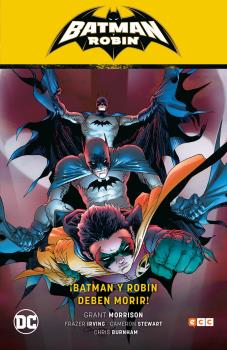 BATMAN Y ROBIN VOL.3 ¡BATMAN Y ROBIN DEBEN MORIR!