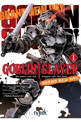 GOBLIN SLAYER BRAND NEW DAY 01